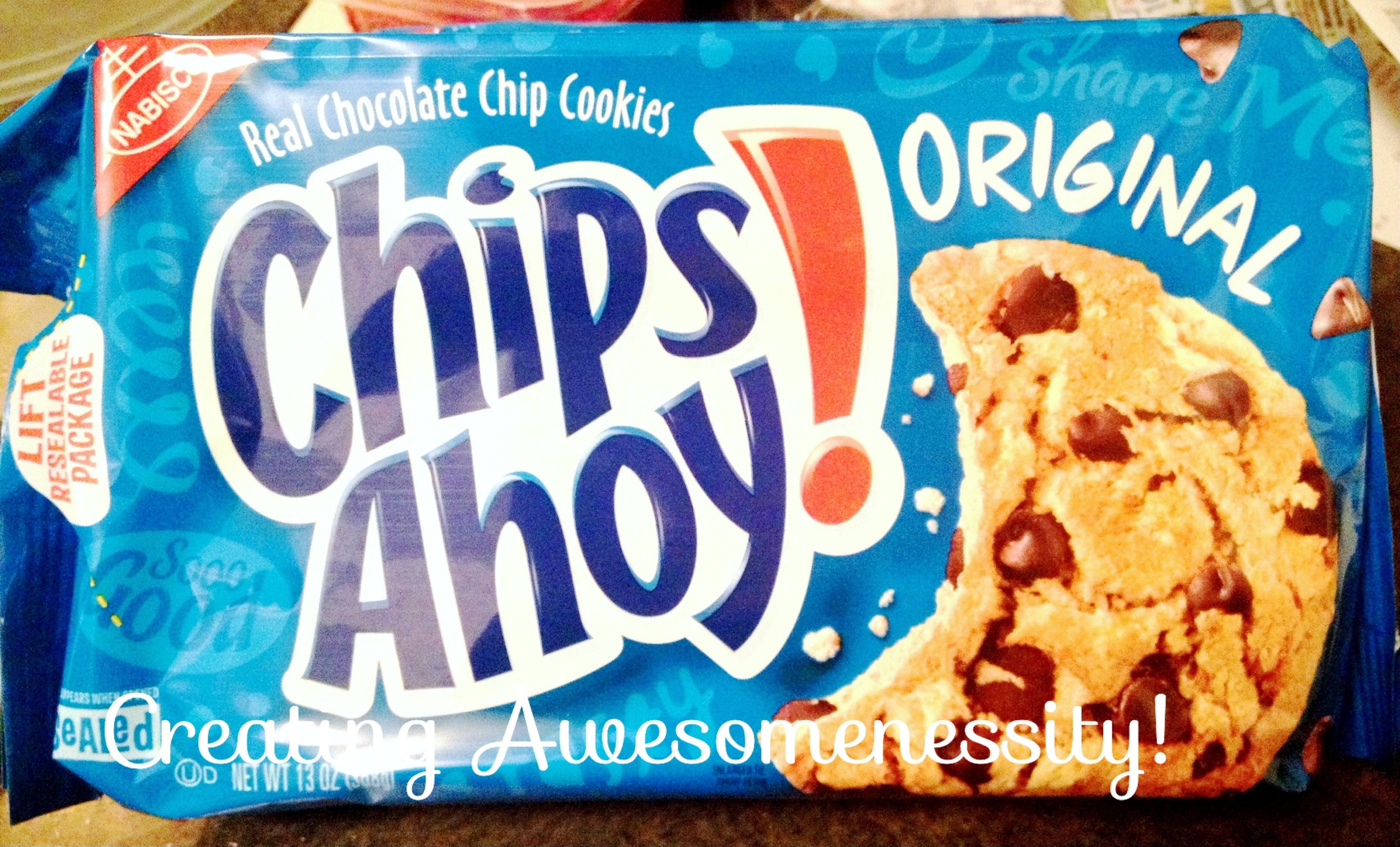 Chips Ahoy Cookies uk Chips Ahoy Cookies Logo